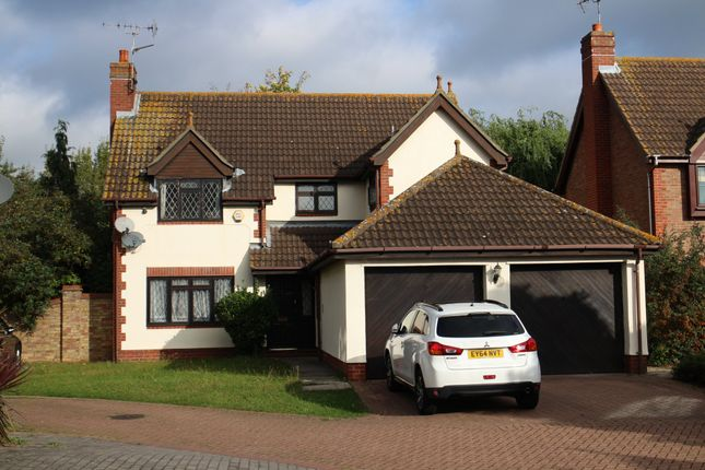 Thumbnail Detached house for sale in Bromley, Grays
