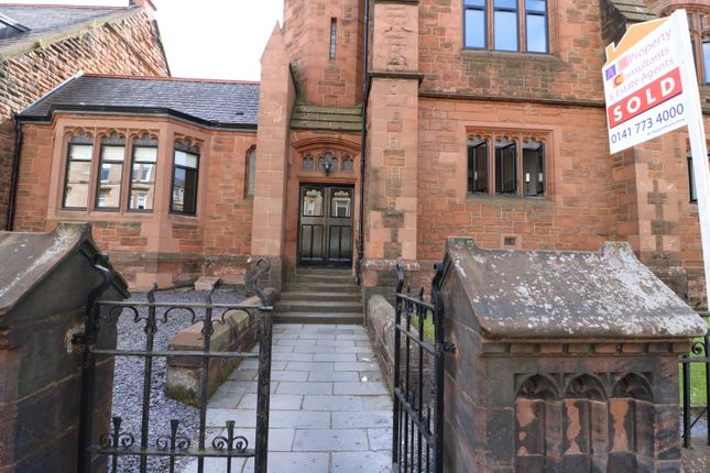 Thumbnail Flat for sale in Newlands Road, Glasgow