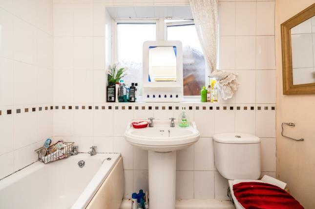 Bathroom of Lexden Street, Warrington, Cheshire WA5