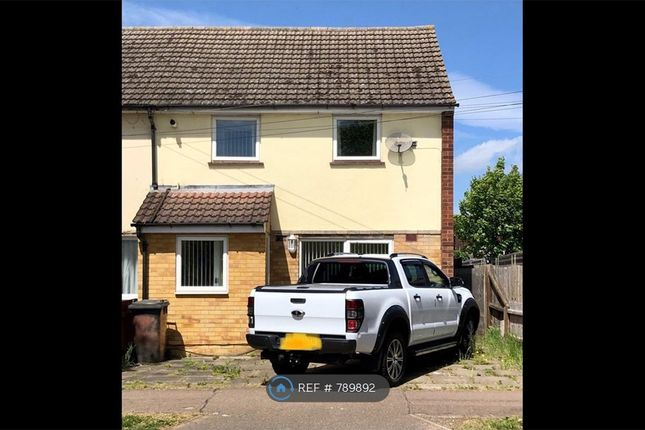 Thumbnail Semi-detached house to rent in Campkin Road, Cambridge