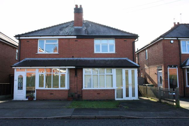 Thumbnail Property to rent in Yvonne Road, Redditch, Worcestershire