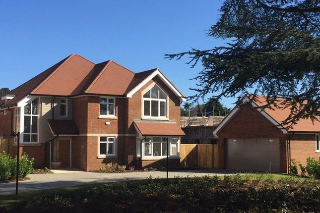 Thumbnail Detached house for sale in Plot 10 New Road, Ferndown, Dorset