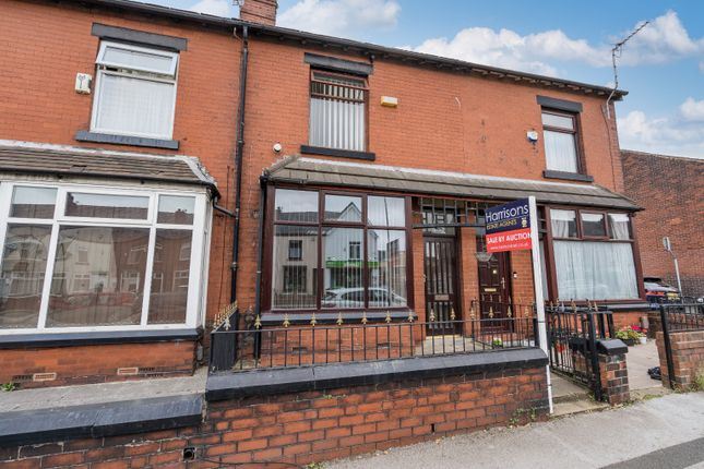 Thumbnail Terraced house for sale in Wigan Road, Bolton, Lancashire