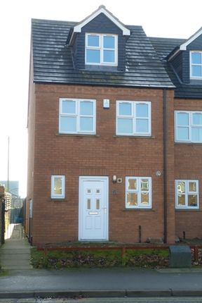 Thumbnail Terraced house to rent in Ashby High Street, Scunthorpe