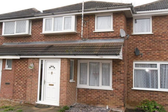 Thumbnail Terraced house to rent in Kerria Place, Bletchley, Milton Keynes, Buckinghamshire