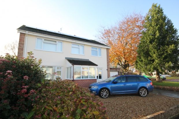 Thumbnail Detached house for sale in Broadlands Avenue, North Petherton, Bridgwater