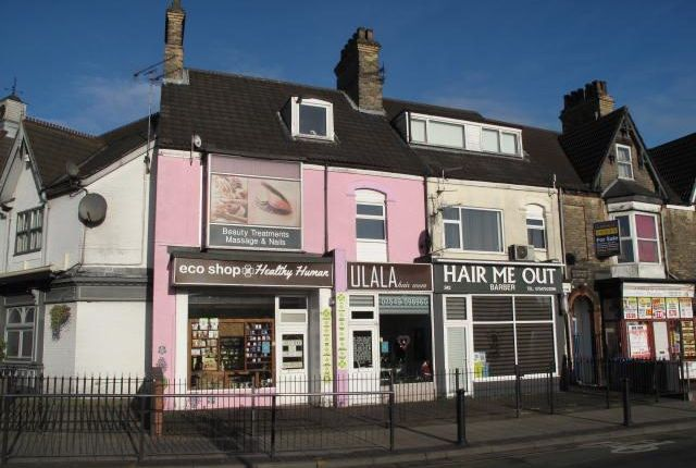 Thumbnail Commercial property for sale in Spring Bank, Hull
