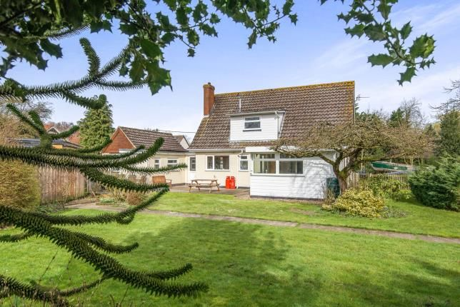 Thumbnail Bungalow for sale in Shropham, Attleborough