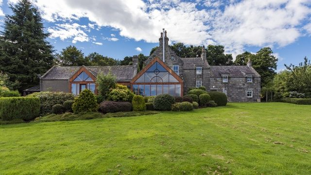 Thumbnail Detached house for sale in By Sauchen, Inverurie, Aberdeenshire