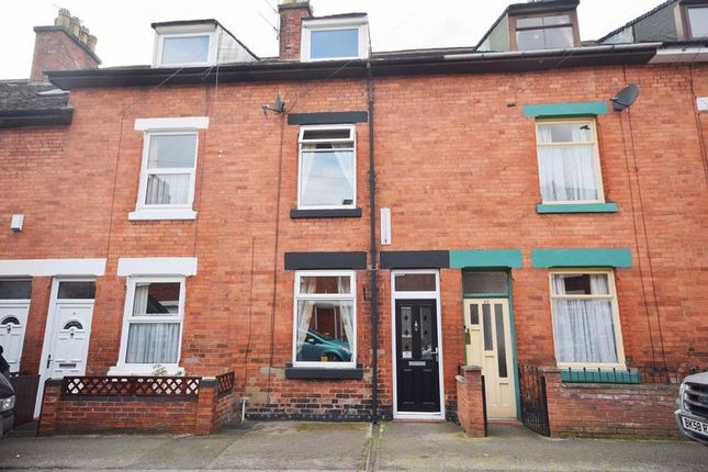 Thumbnail Terraced house for sale in Gladstone Street, Leek