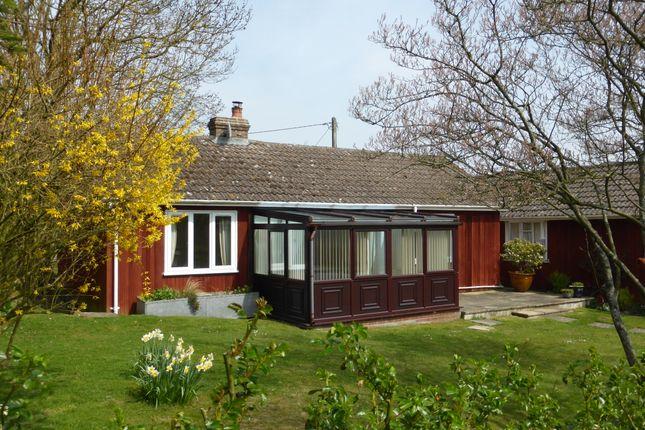 Thumbnail Bungalow to rent in Manor Farm, Chilmark, Salisbury