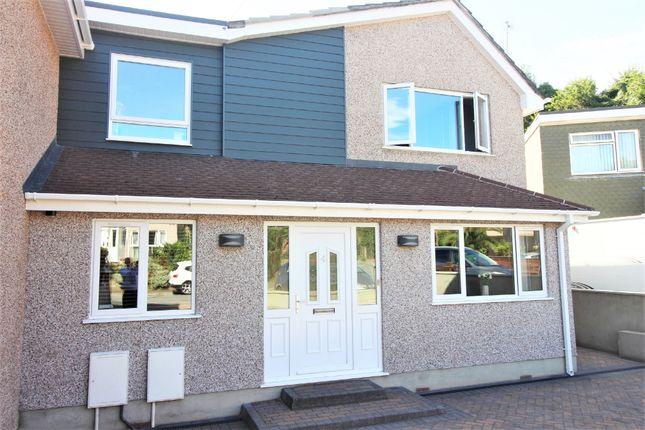 Thumbnail Link-detached house for sale in Quarry Gardens, Paignton