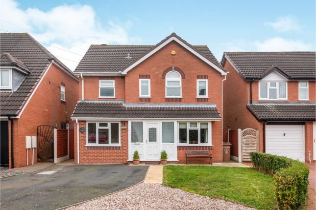 Detached house in  The Grove  Burntwood  Staffordshire  Birmingham