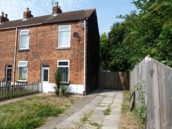 Thumbnail End terrace house to rent in Woodbine Cottages, Hull