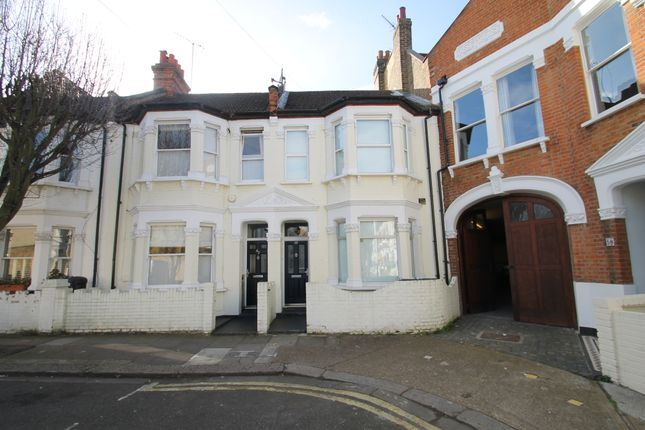 Thumbnail Terraced house to rent in Bronsart Road, Fulham
