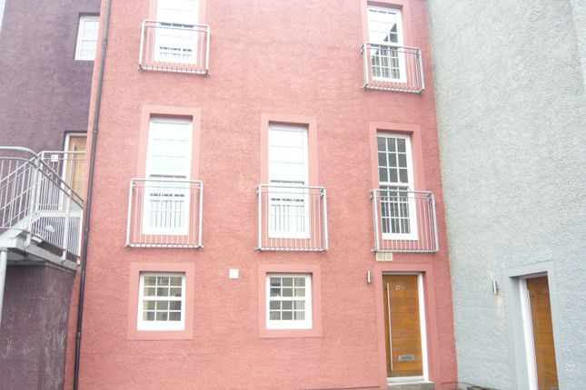 Thumbnail Town house to rent in Bruce Street, Dunfermline