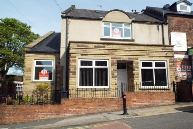 Thumbnail Flat to rent in 28 Cliffefield Road, Sheffield
