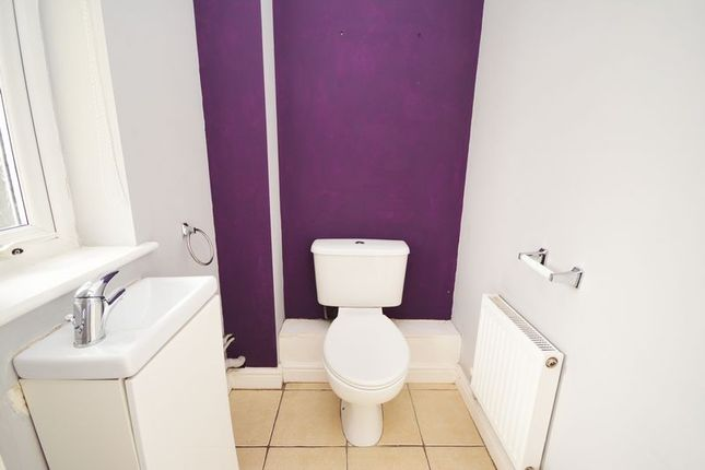 Cloakroom of Everwood Court, Ely, Cardiff CF5