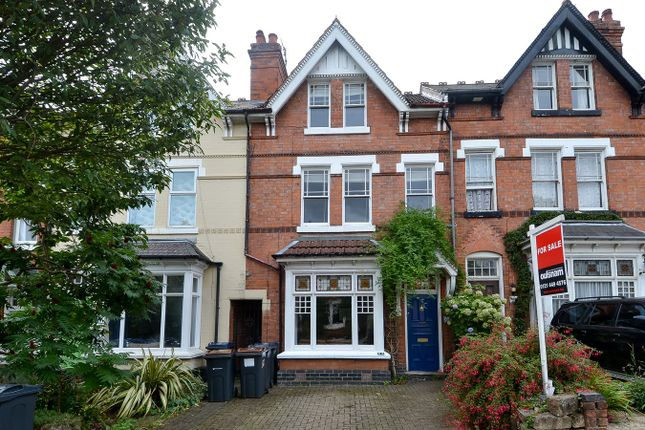 Thumbnail Terraced house for sale in Blenheim Road, Moseley, Birmingham