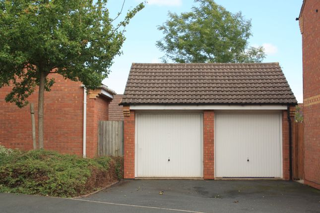 Garage of Shireland Lane, Brockhill, Redditch B97