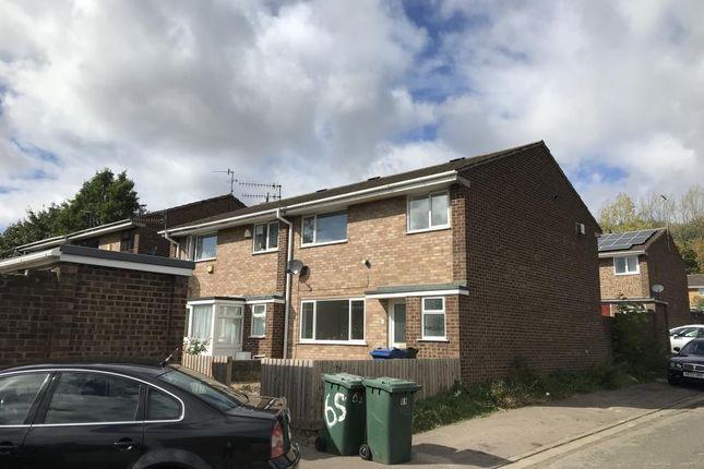 Thumbnail End terrace house to rent in High Furlong, Banbury