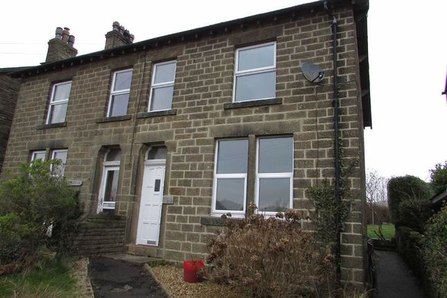 3 bed semi-detached house for sale in Buxton Road, Chinley, High Peak