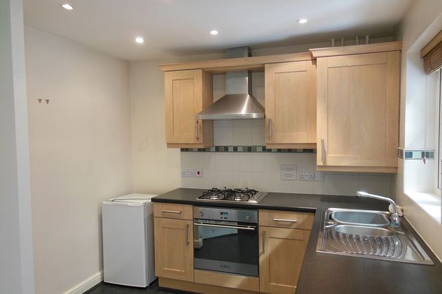 Thumbnail End terrace house to rent in Bourne Drive, Langley Mill