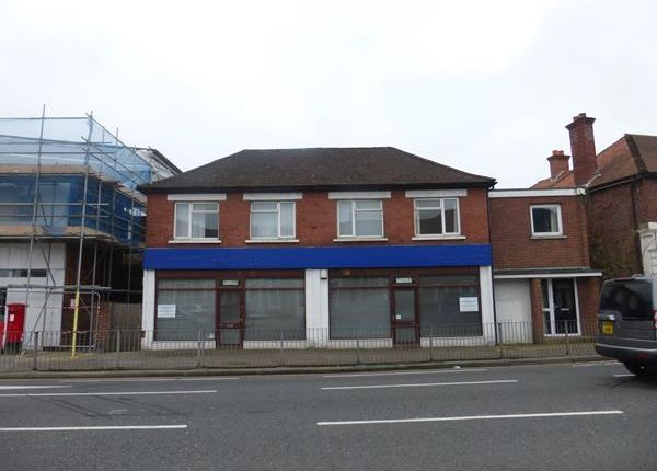 Thumbnail Retail premises to let in 97-99 Bury Road, Gosport, Hampshire