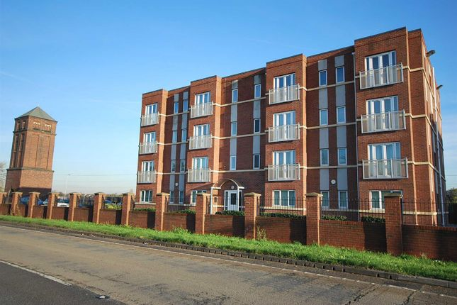 Thumbnail Flat to rent in The Locks, Forebay Drive, Manchester