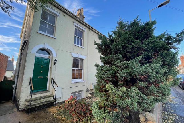 3 bed semi-detached house to rent in Waterloo Road, Ipswich IP1
