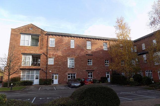 Thumbnail Flat to rent in Waterside House, Denton Mill Close, Carlisle