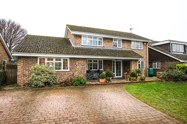 Thumbnail Detached house for sale in Brookfields Close, Newmarket