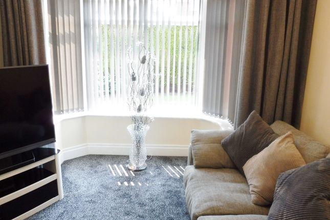 Lounge of Summer Lane, Wombwell S73