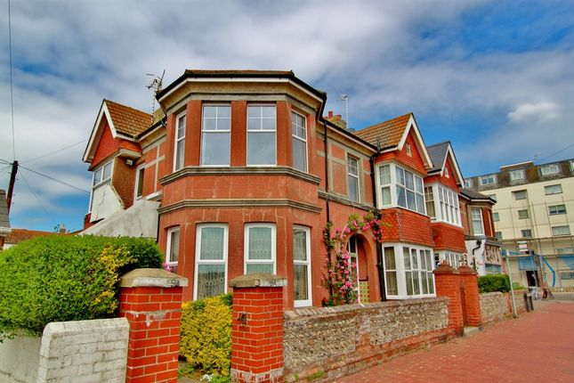 Thumbnail Maisonette to rent in The Esplanade, Worthing