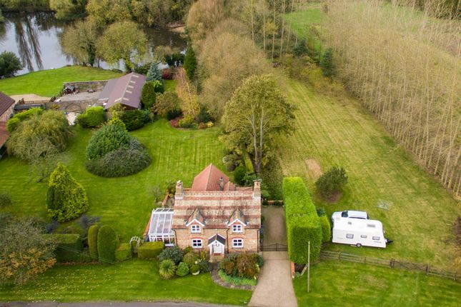 Thumbnail Detached house for sale in Timberland Fen, Lincoln