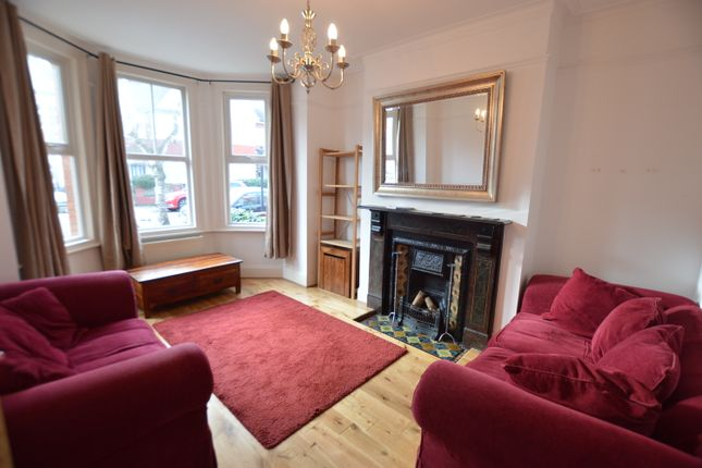 Thumbnail Terraced house to rent in Thorold Road, Bounds Green