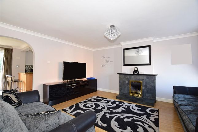 Lounge Area of Old Barn Road, Leybourne, West Malling, Kent ME19