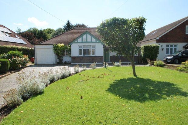 Thumbnail Property to rent in Cudham Lane North, Orpington