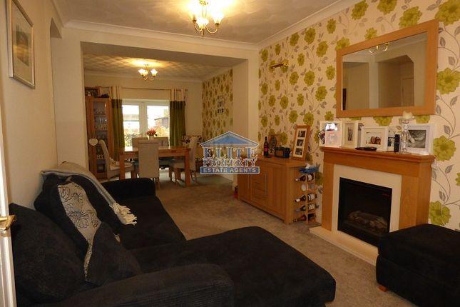 Lounge of St. John Street, Ogmore Vale, Bridgend. CF32