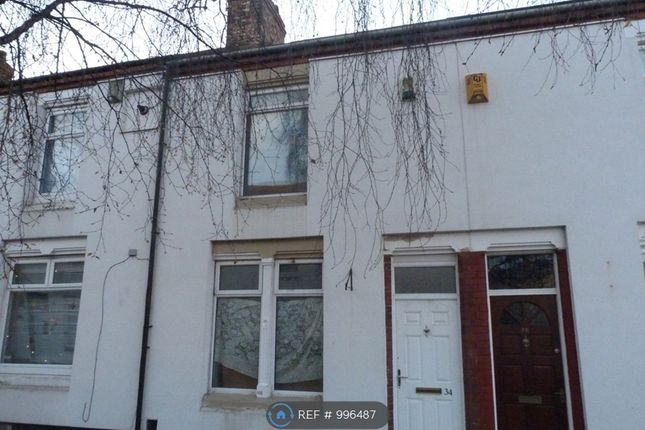 2 bed terraced house to rent in Winston Street, Stockton-On-Tees TS18