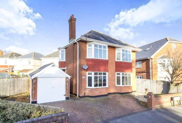 Thumbnail Detached house for sale in Bournemouth, Dorset, 73 Winston Road