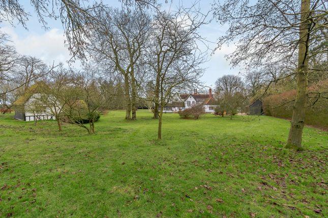Grounds of Tindon End, Great Sampford, Saffron Walden, Essex CB10
