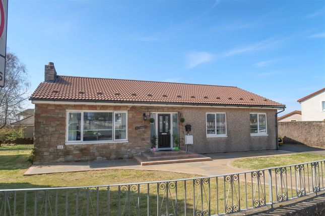 3 bed detached bungalow for sale in Thrashbush Road, Airdrie ML6