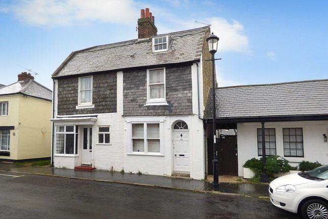 Thumbnail Semi-detached house for sale in Western Road, Littlehampton
