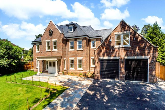 Thumbnail Detached house for sale in Beechwood Avenue, Weybridge, Surrey