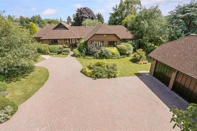 Thumbnail Detached bungalow for sale in River Gardens, Bray, Maidenhead, Berkshire