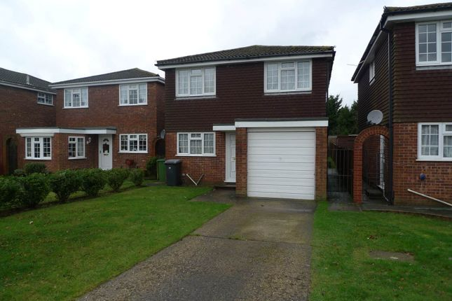 Thumbnail Detached house to rent in Winston Way, Thatcham