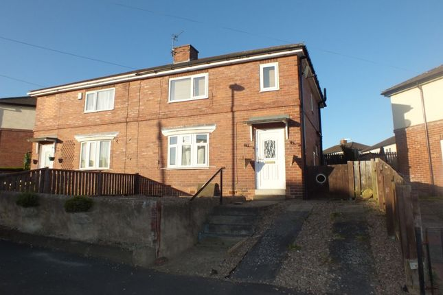 Thumbnail Semi-detached house to rent in Northway, Throckley, Newcastle Upon Tyne