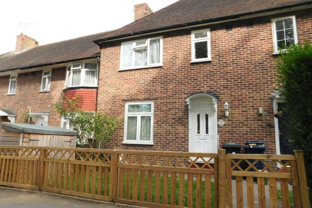 Thumbnail Terraced house for sale in Cuckoo Avenue, Hanwell, London