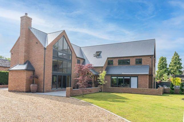 Thumbnail Detached house for sale in The Acorns, Rodington Heath, Shrewsbury